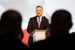 Fotografia eventowa reklamowa wykonana przez Rek House Andrzej Duda PKP