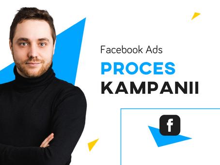 Jak wygląda proces kampanii reklamowej na Facebooku?