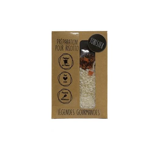 RisottoForestier (champignons, carottes, tomates)