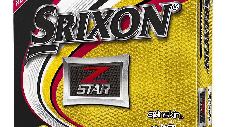 Srixon Z Star Dozen