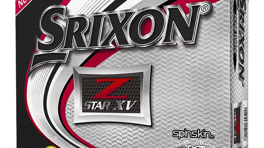 Srixon Z Star XV Dozen