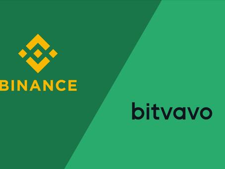 Hoe zet ik mijn crypto over van Binance naar Bitvavo?