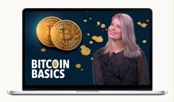 Madelon Vos: Bitcoin Basics!