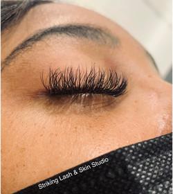 Wispy Mink Set Eyelash Extensions