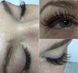 Classic silk set of lashes