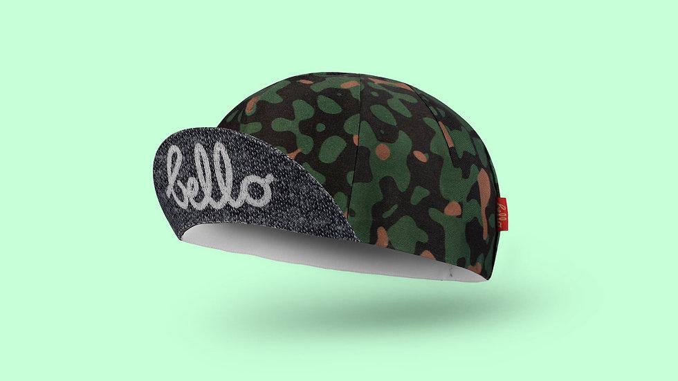 Велосипедная кепка Bello Camouflage