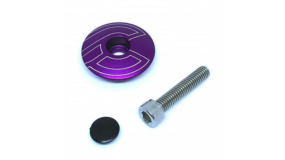 Крышка рулевой колонки Cinelli Purple 32mm