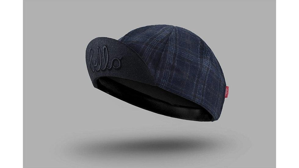 Велосипедная кепка из шерсти
