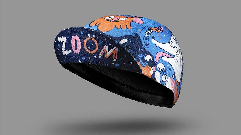 Велосипедная кепка Bello Zooooom! by CLÖ
