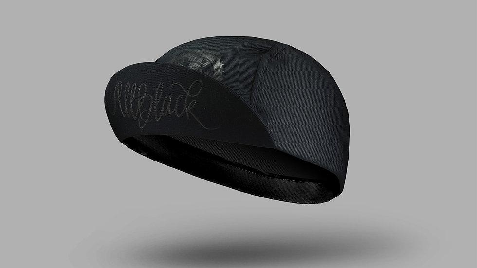 Велосипедная кепка Bello All Black CC