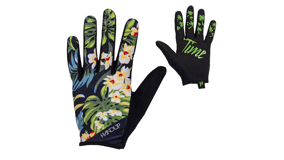 Перчатки велосипедные Handup O.G. Floral