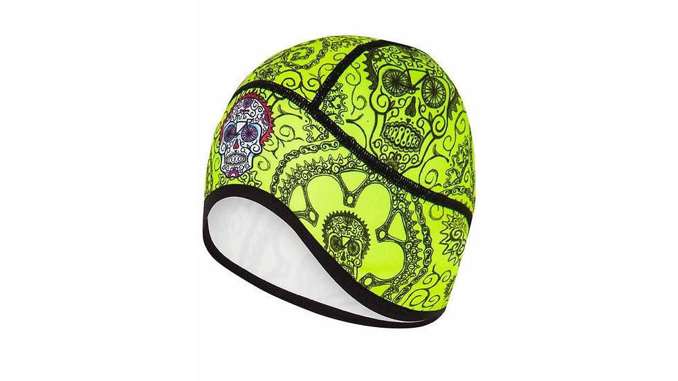флисовая велосипедная шапка