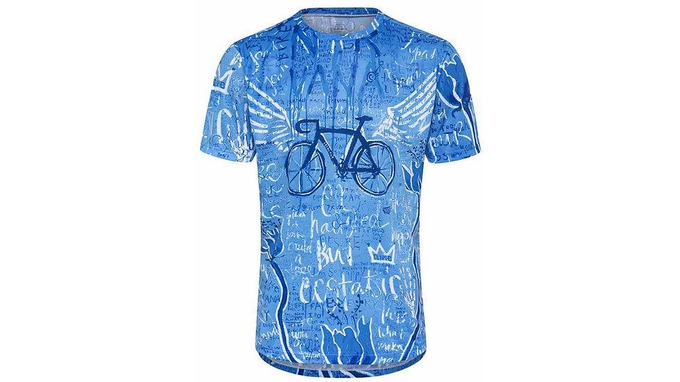 Велофутболка мужская Cycology Bike Nirvana