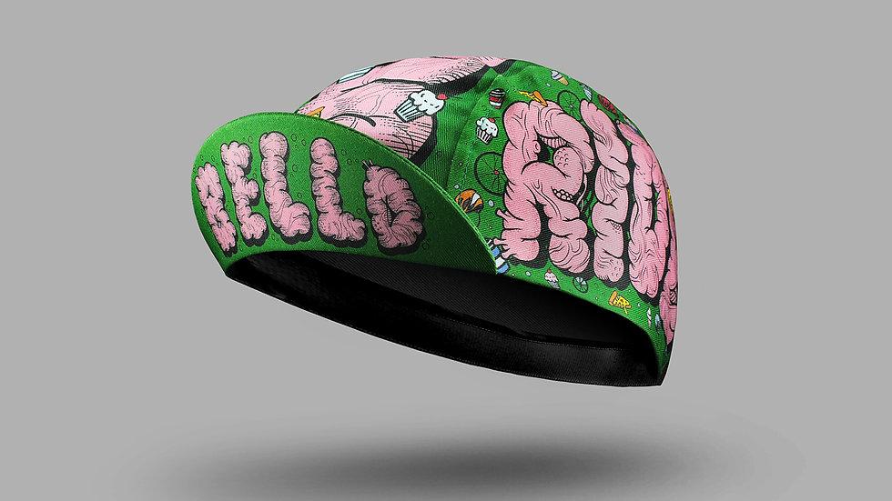 Велосипедная кепка Bello Brainiac