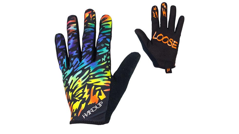 Перчатки велосипедные Handup Wild Tie Dye