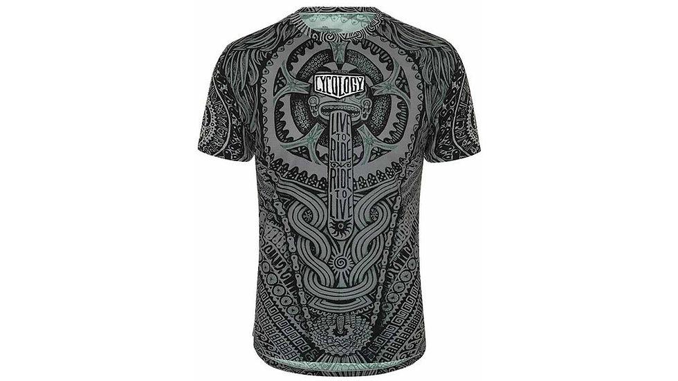 футболка cycology aztec