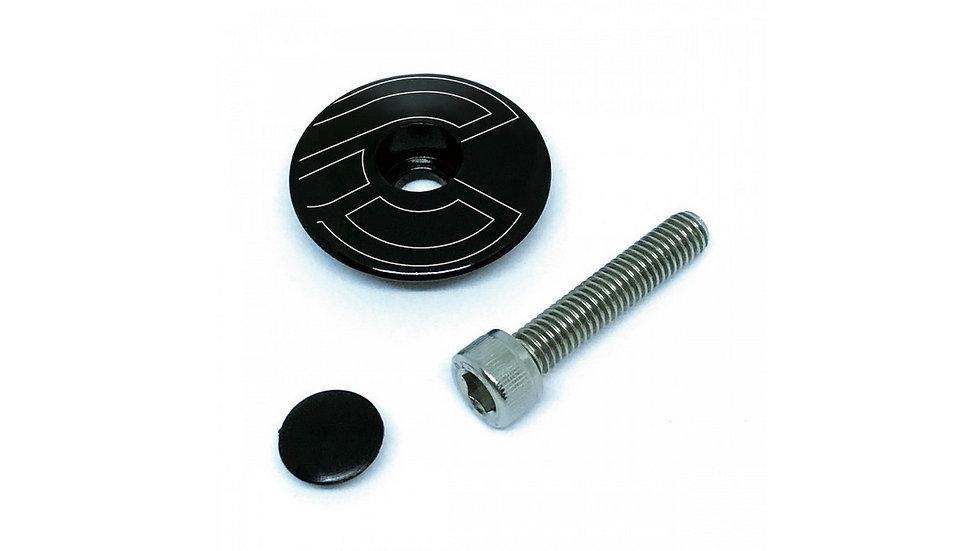 Крышка рулевой колонки Cinelli Black 32mm