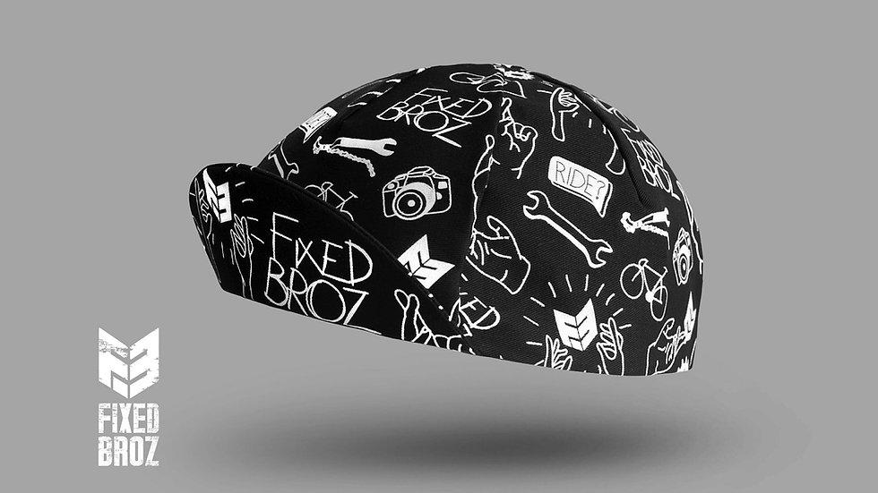 Велосипедная кепка Bello FixedBroz