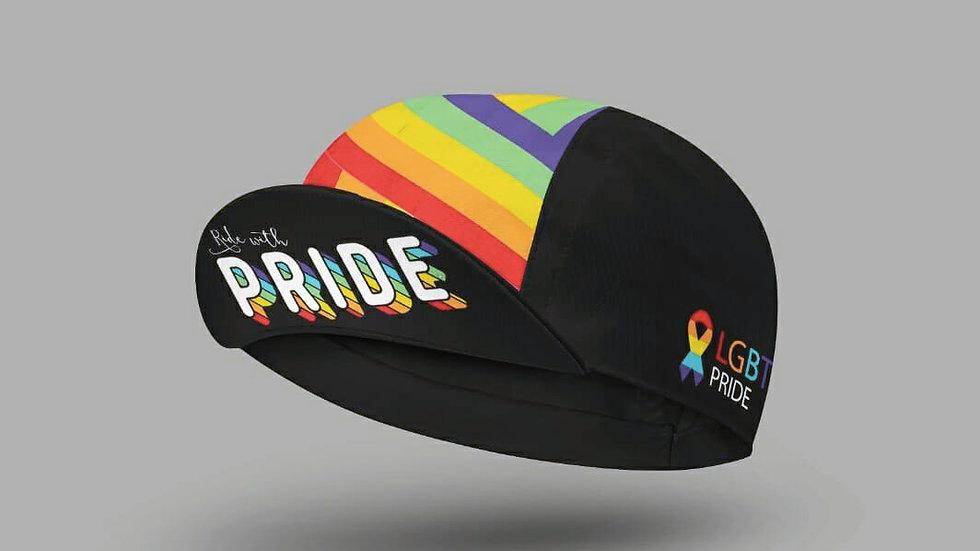 Велосипедная кепка Bello Ride With Pride