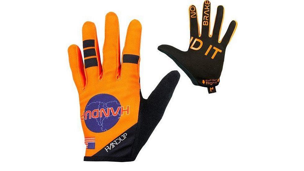 Перчатки велосипедные Handup Shuttle Runners - Orange