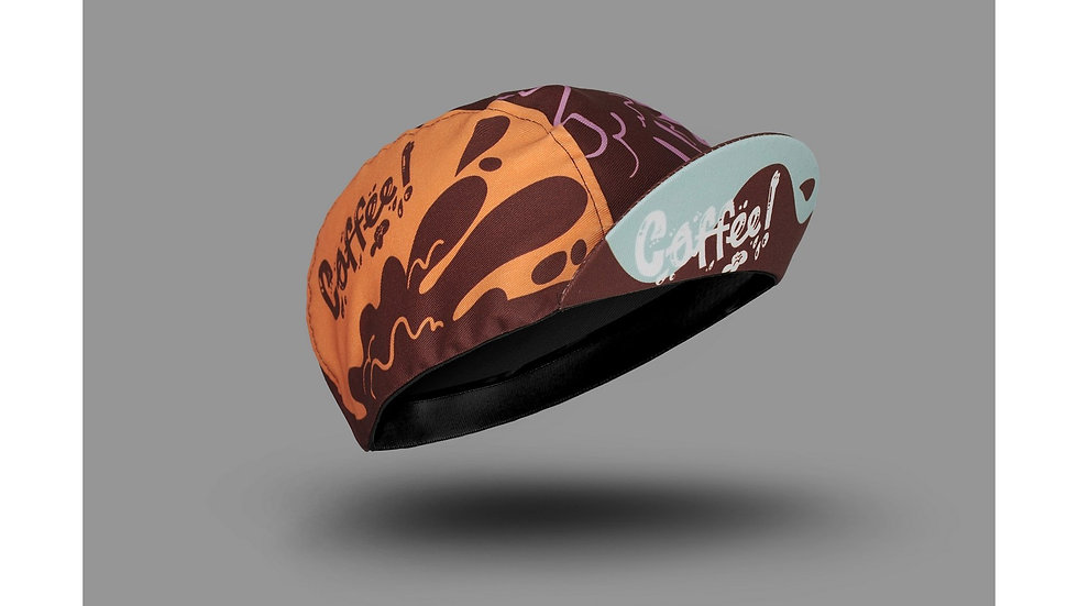 Велосипедная кепка Bello Coffee