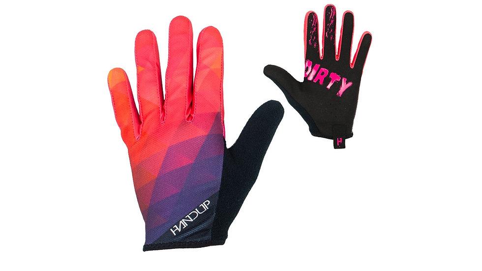 Перчатки велосипедные Handup Prizm - Pink