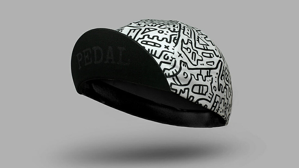 Велосипедная кепка Bello Doodle