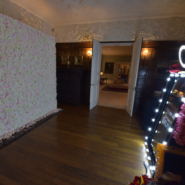 Magic Mirror flower wall.JPG