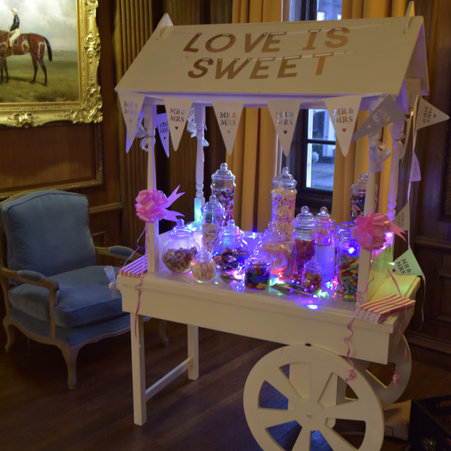 Sweet cart Knowlsley hall.JPG