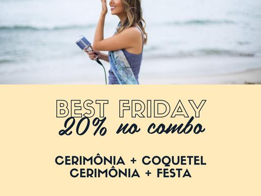Best Friday • Desconto de 20%