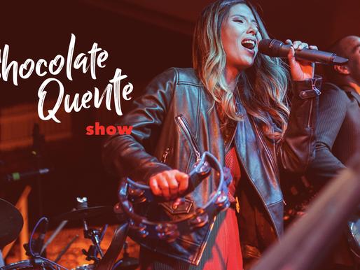Novo Álbum! • Chocolate Quente Show