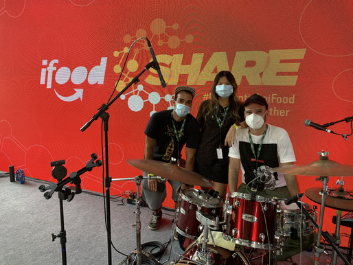 Show Virtual • Evento iFood