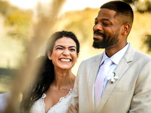 Elopement Wedding • Van & Gabriel na Fazenda Embaúva