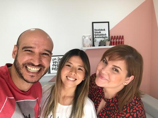 Chocolate Quente & Noiva Ansiosa • Sim, o namoro é oficial!