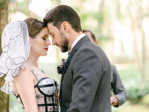 Elopement Wedding • Lay & Leo na Casa Giardino