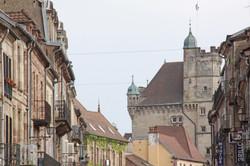 tour des échevins Luxeuil-les-Bains