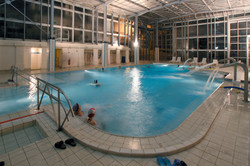 piscine thermale Luxeuil