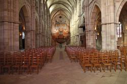 basilique Luxeuil-les-Bains