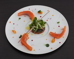 menu restaurant Beau Site Luxeuil