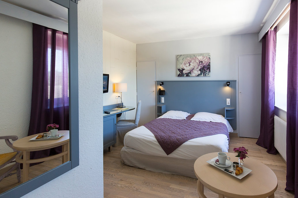 Nos chambres | BEAU SITE | Hotel restaurant & Spa Luxeuil-les-Bains