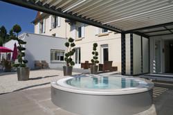 Jacuzzi Hôtel Luxeuil-les-Bains