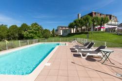 Hotel Beau Site piscine luxeuil