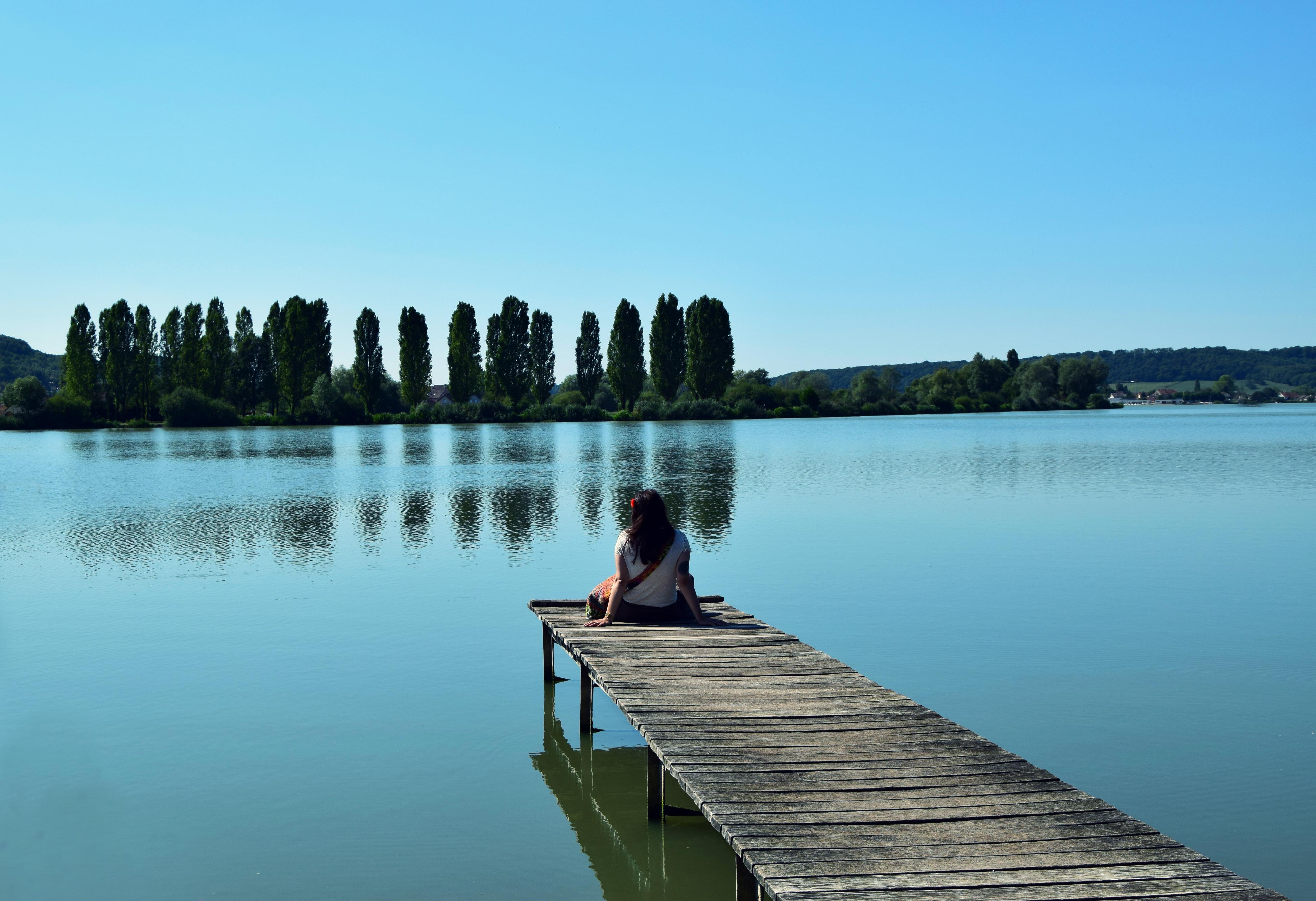 lac de vaivre Haute Saone
