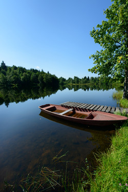 Plateau des mille étangs Haute Saône