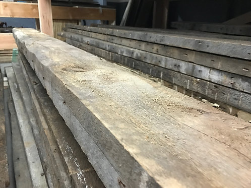 Rough Plank Cut Boards