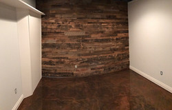 Reclaimed wall Pan
