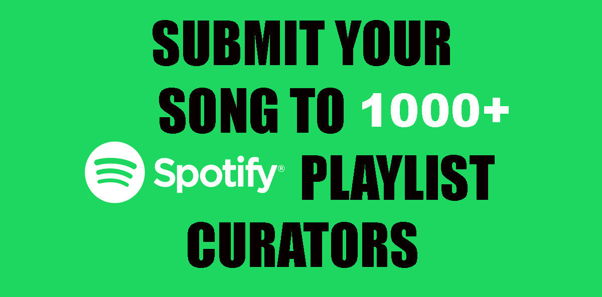 Label Services | Spotify Playlist Plugger | Playlist Submission