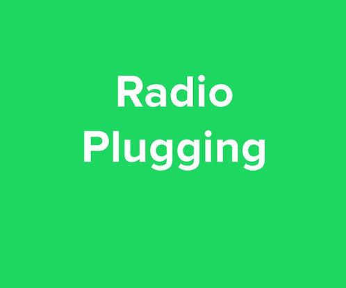 Radio Plugging Worldwide or USA