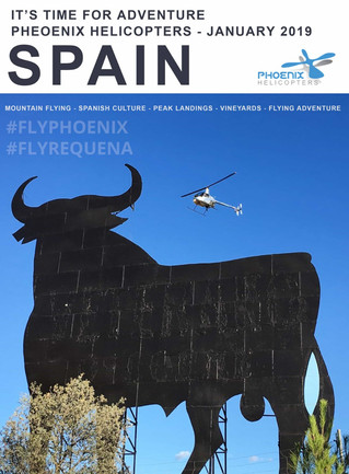 Phoenix open winter base for training in Valencia, Spain!