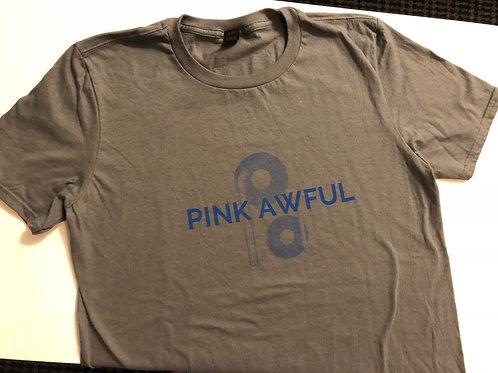 Pink Awful T-Shirt: Grey